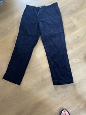 Marks And Spencer Cords Mens 34 Short