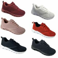 NEW Women's Mesh Sneaker Casual Athletic Sport Light Knit Tennis Shoes Size