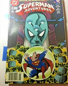 SUPERMAN ADVENTURES # 3 DC COMICS