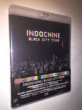 Indochine 2015 Black City Tour Taiwan Limited Edition OBI Blu-ray Disc Sealed