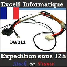 Connecteur DC Jack Cable Wire DW012 Toshiba Satellite P300 P305 P305D P505 P505D