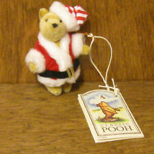POOH Santa Ornament #196533 by Midwest of Cannon Falls, NEW from Retail Store