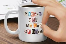MIXED MESSAGES COFFEE MUG - OFFICE GIFT - FUN - UNIQUE