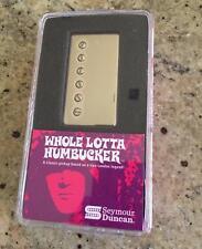 NEW Seymour Duncan BRIDGE Whole Lotta Humbucker NICKEL - Jimmy Page Led Zeppelin