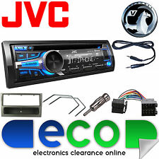 Vauxhall CORSA C 00-04 Jvc Auto Radio Stereo UPGRADE KIT CD MP3 AUX USB BT GM
