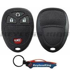 Remote Start Key Fob Shell Pad Case 4b for 2006-2011 Chevy Chevrolet HHR