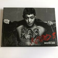 KIM HYUN JOONG 3rd Mini Album Round 3 CD+BOOKLET Free Shipping