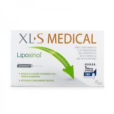XLS MEDICAL LIPOSINOL 180 COMPRESSE---PREZZO+BASSO!!!!! PERDITA PESO INTEGRATORE