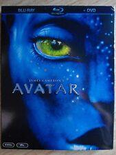"BLU-RAY + DVD ""Avatar"""