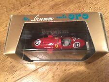 BRUMM R122 1/43rd DIECAST 1957 FERRARI 801 CAR No 10