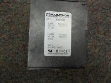 MARATHON, 1333563, POWER DISTRIBUTION BLOCK, SERIES 133, 600V, 310A CU ONLY.