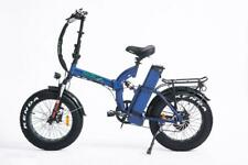 Green Bike USA GB750 fat tire folding Electric Bicycle 750W MOTOR+48V/20A