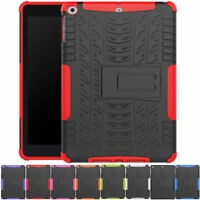 "For Apple iPad 6th Generation 2018 9.7"" Hybrid Shockproof Stand Hard Case Cover"