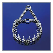 Sprenger Chrome Ultra Plus Prong/Pinch Collar 3.2mm with Twin O Ring