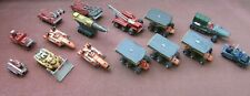 Thunderbirds TB 2 1/144 Takara Deagostini Pod vehicles Huge lot