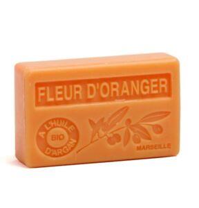 Organic Argan Oil French soap Orange Blossom Neroli