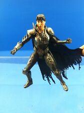 C7 Custom Armored Faora of Steel Krypton Superman Films DC Universe Loose Figure