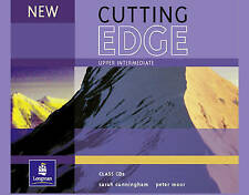 Longman NEW CUTTING EDGE Upper-Intermediate Class CD's (3) @Very good@