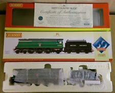 Hornby R2846 BR 4-6-2 West Country Cl. 34006 BUDE Ltd Ed 0001 of 2008 DCC Fitted