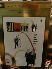 All About Eve Dvd 1950 Bette Davis Fullscreen Brand New Sealed