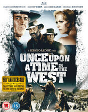 Once Upon a Time in the West Blu-ray (2019) Charles Bronson, Leone (DIR) cert