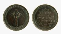 pcc2136_25) Cardinale Costantino Patrizi  (1798-1876)  Medaglia 1860 Zaccagnini
