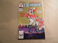 Excalibur #17 (Marvel 1989) Free Domestic Shipping