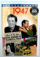 24017 1947 DVD CARD DVDCARD BIRTHDAY GREETING HISTORY