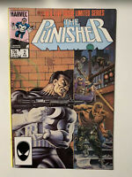 Punisher #2 (1986) Limited Series - 9.6 NM+ Condition!