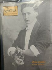 Harry Houdini Issue 1972 Special Issue Genii Conjurors Magazine