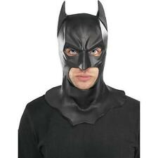 Licensed Batman Full Mask Adult Mens Fancy Dress Dark Knight Costume Accessories