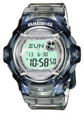 Casio Womens Baby-G Transparent Digital BG-169R-8ER Watch