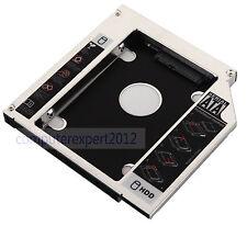 2nd Disco Rigido HDD SSD Frame Caddy Adattatore per Asus K55 K55v K55vm K55vd