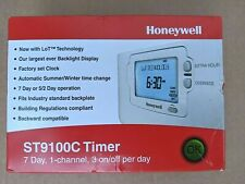 HONEYWELL ST9100C, 7 DAY TIMER NEW BOXED