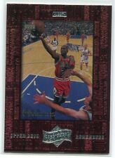 1999 Upper Deck Athlete of the Century Upper Deck Remembers 6 Michael Jordan