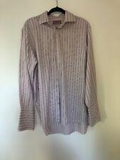Thomas Pink Mens Shirt 16.5 Striped