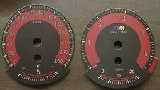 BMW Cluster Gauge Faces E84/90/91/92/93