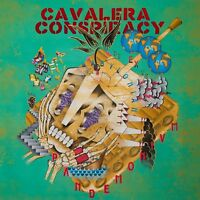 CAVALERA CONSPIRACY - PANDEMONIUM  CD NEW+