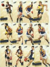 2013 AFL select PRIME WEST COAST EAGLES COMMON BASE TEAM SET 12 CARDS