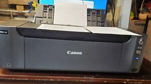 Canon Pixma Pro-10 Large Format Professional Printer READ