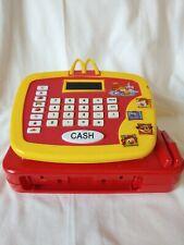 McDonald's Play Cash Register 2004 Talking Menu, Works
