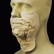 Rubber Wear Foam Latex Prosthetic - Large Zombie Mouth Teeth FRW-116 - Makeup FX