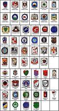 Northern Ireland European Clubs Football Badges & Pins