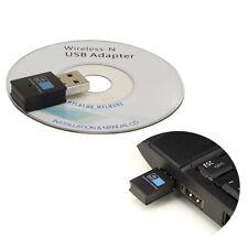 300Mbps Mini Wireless 802.11N/B/G WiFi USB Adapter LAN Internet Network Adapter