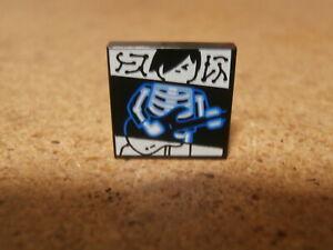 Lego VIDIYO Bandmates Beatbit Tile 2 x 2 Black, Minifig X-Ray  Guitar NEW