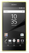 Téléphones mobiles Sony de modèle Sony Xperia Z5 Compact
