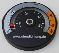 Magnet Thermometer für Rauchrohr Ofenrohr Kaminofen Montage Rauchgas Kaminrohr