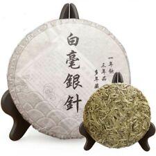 300g Organic White Tea Silver Needle Bai Hao Yin Zhen Fuding White Tea Cake