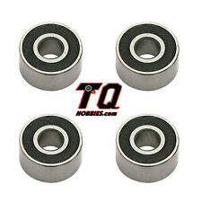 Associated 91002 (4) Steering Bearings 3x8x4 ASC91002 SC10 Fast Shipping wTrack#