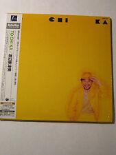 "KAZUMI WATANABE ""TO CHI KA"" Japan mini LP CD  Marcus Miller"